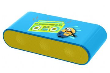 Lexibook Despicable Me Minions Portable Bluetooth Speaker 2 x 3W
